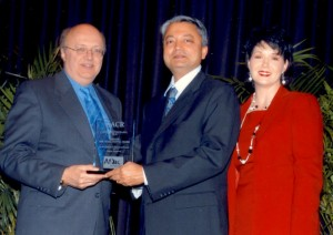 AACR-Aflac 20 award-2006